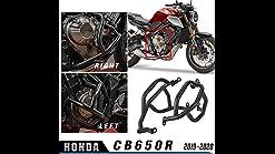 TCT-MT Engine Guard Highway Crash Bar Fit For Harley Sportster Iron 883 XL883N 2009-2020; 1200 Custom XL1200C 2004-2019; Seventy Two XL1200V 12-16; 883R XL883R Roadster XL1200R 04-08 Black