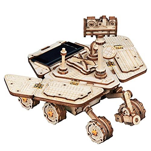 ROBOTIME DIY Assemble Toy Set Solar...