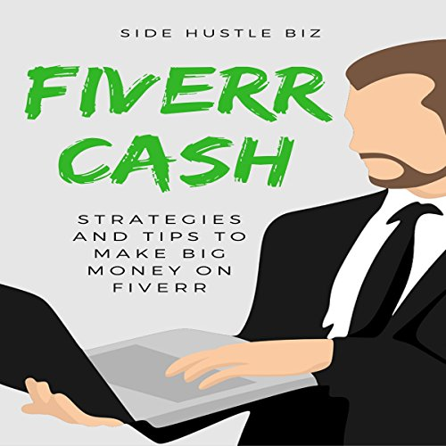 Fiverr Cash audiobook cover art