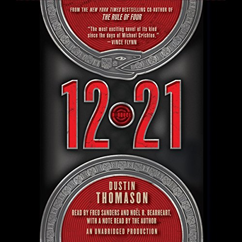 12.21 audiobook cover art
