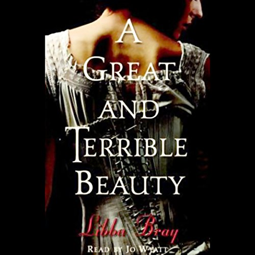 A Great and Terrible Beauty audiobook cover art