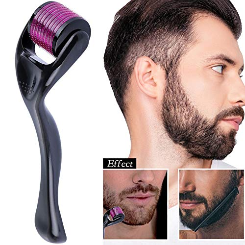 XTT Microneedle Hair Growth Roller Men and Women 3 in 1 Hair Regrowth Activating Roller for Anti Hair Loss Brightening Skin Tone and Coping with Large Pores3.0mm