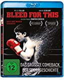 Bleed for this [Blu-ray] - Miles Teller