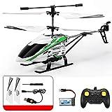 AORED Caída de helicóptero Resistente RC Avión niños aleación Drone eléctrico Modelo de Juguete Aviones, Aeroplano de RC, el Mejor cumpleaños for los niños