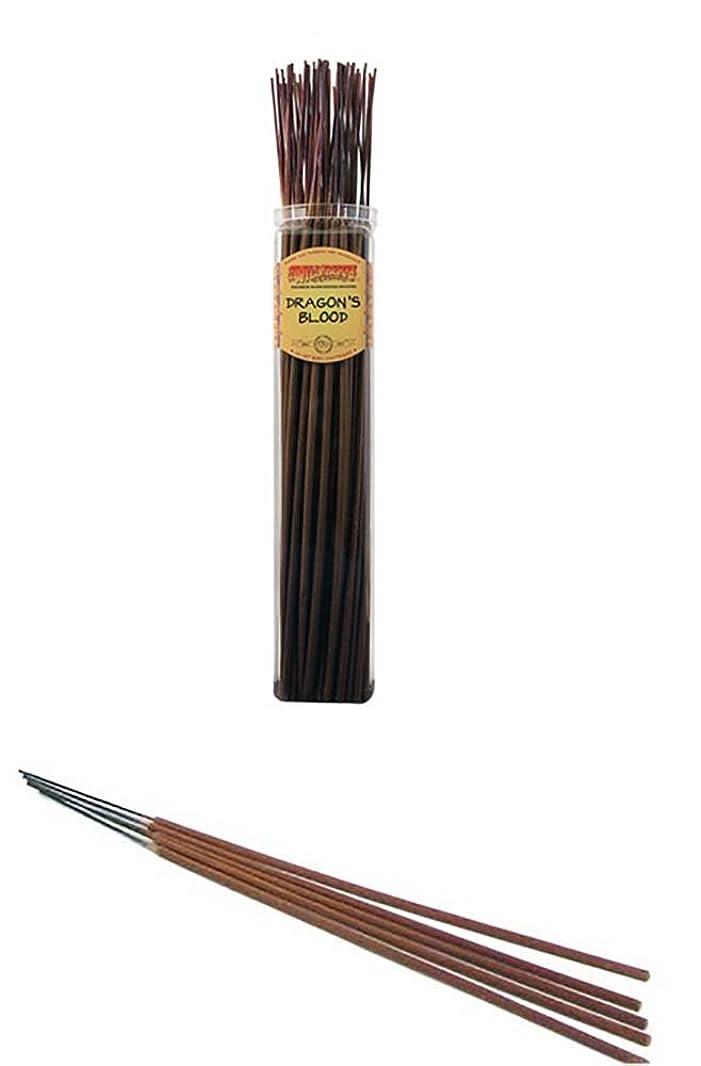 十年小競り合い比喩ドラゴンブラッド?–?Wild Berry Highly Fragranced Large Incense Sticks