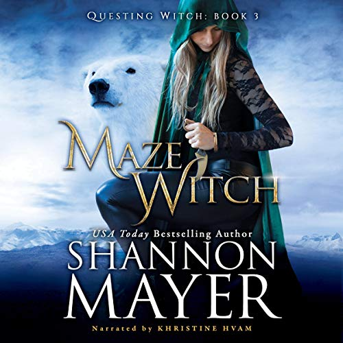 Maze Witch Audiobook By Shannon Mayer cover art