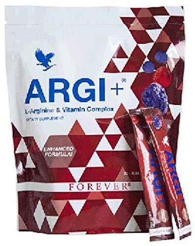 Argi+ - Bevanda Sportiva - Formula Enhanced L-Arginina & Vitamina Complax - Bustine singole (10)
