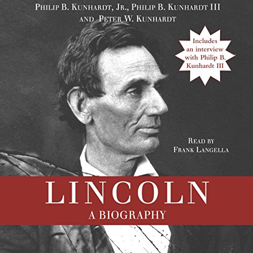 Lincoln audiobook cover art