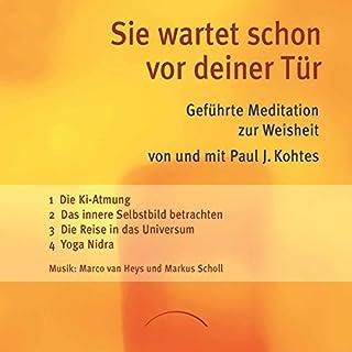 Sie wartet schon vor deiner Tür: Geführte Meditation zur Weisheit 2 Titelbild