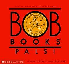 Bob Books Pals! Level B, Set 2 (Re-released as Bob Books Set 4- Compound Words)