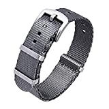 Best Nato Straps - Ritche Nylon Watch Strap with Heavy Buckle 18mm Review