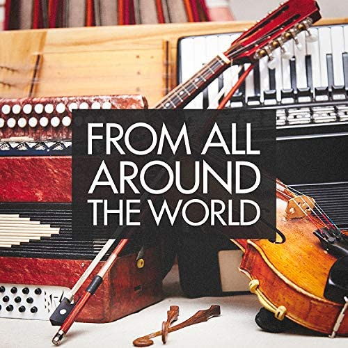 World Music, World Music For The New Age & The World Players