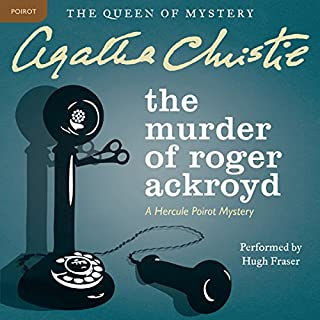 The Murder of Roger Ackroyd Titelbild