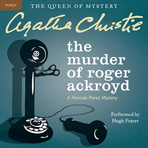 Couverture de The Murder of Roger Ackroyd