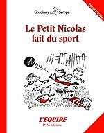 Le Petit Nicolas fait du sport de Sempé