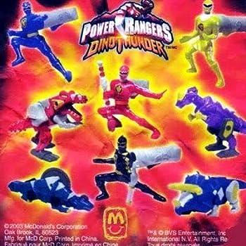 power rangers mcdonalds