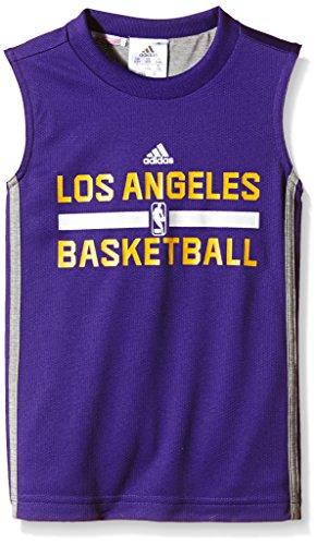 adidas Y WNTHPS Rev SL - Camiseta para Hombre, Color Morado/Gris/Amarillo, Talla 152