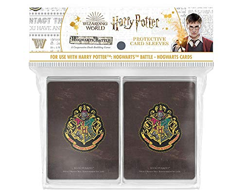 USAopoly USOSL01040000200050 Harry Potter: Hogwarts Battle Card Sleeves (160 Stück)