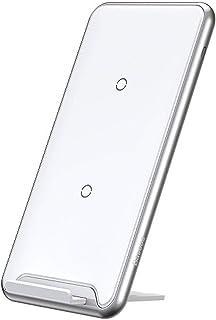 Carregador Sem fio Por Indução QI 10W Turbo Com 3 Bobinas Baseus, PZFD-Xiaomi Redmi Note 3