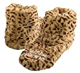 Warming Slippers - Microwave Toes and Feet Warmers Cordless (Cozy Toasty Warming Socks- Relaxation, Natural Heat, Massaging, and Cold Foot Relief)