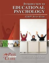 CLEP Introduction to Educational Psychology Study Guide (Perfect Bound)