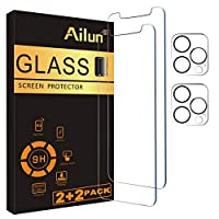 Works For iPhone 12 Pro Max 6.7 Inch 2020 tempered glass screen protector and camera lens protector.Featuring maximum protection from scratches, scrapes, and bumps. Night shooting function: specially designed iPhone 12 Pro Max 6.7 Inch camera lens pr...