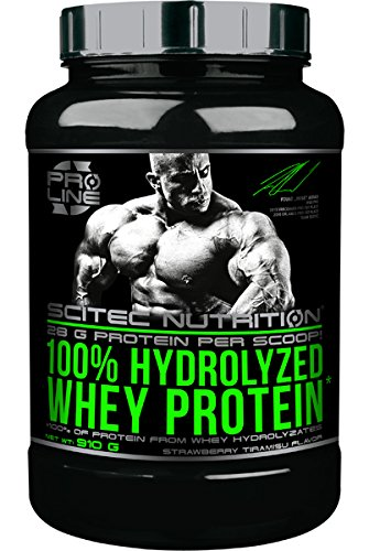 Scitec Nutrition Pro Line - 100% Hydrolyzed Whey Protein, 2030 grammi, Toffee
