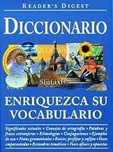 Diccionario: Enriquezca su Vocabulario (Spanish Edition)
