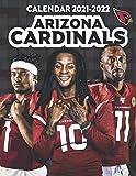 Arizona Cardinals Calendar 2021-2022: Amazing Calendar for Fans - 2 Years Calendar