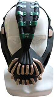 Batman Dark Knight Rise Bane Mask Replica Helmet Cosplay Toys PVC Costume Adult Size