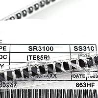 ZHAOMIN 100PCS/LOT SS310 SMD Diode 3A 100V DO-214AC SMA SR3100