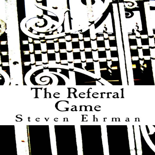 The Referral Game audiobook cover art