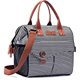 Best Lunch Totes - Lunch Bag with Leak Proof Material, Insulated Lunch Review