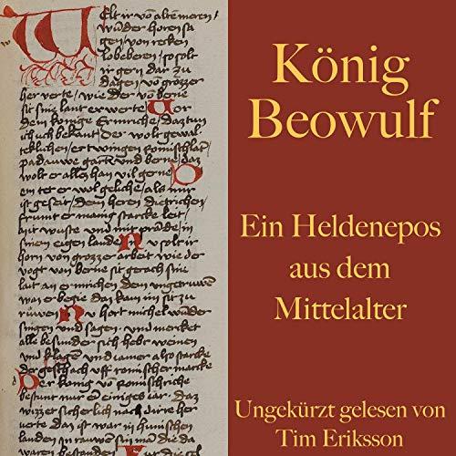 König Beowulf Titelbild