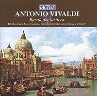 Antonio Vivaldi: Keyboard Rarities