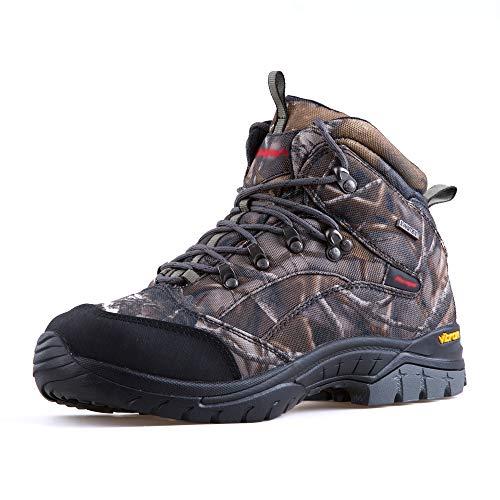 Zapatos de Trekking y Senderismo de caña Alta al Aire Libre Unisex...