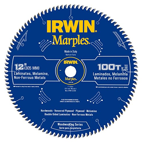 12 100 tooth saw blade - 7