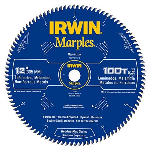 IRWIN Tools MARATHON - Mesa de carburo (hoja circular), 1807386