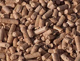 Wood (Sawdust) Pellets Premium Grade - Hot Burning - Low Ash 40 lb. Bag