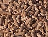 Wood Sawdust Pellets Premium Grade - Hot Burning - Low Ash ONE (1) 40 lb Bag. Bag