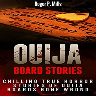 Ouija Board Stories cover art