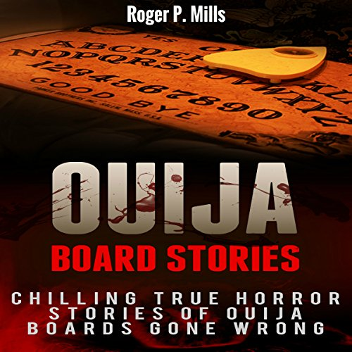 Ouija Board Stories audiobook cover art