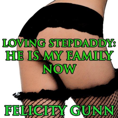 Loving Stepdaddy audiobook cover art