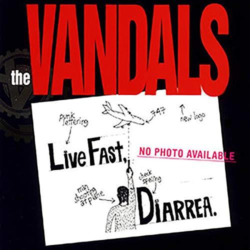 Live Fast Diarrhea (180 Gr. Vinyl Brown Splatter)