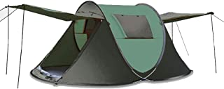 Automatic Camping Tent 3-4 Person Family Tent Double Layer Instant Pop-up Protable Ultralight Backpacking Waterproof Tent ...