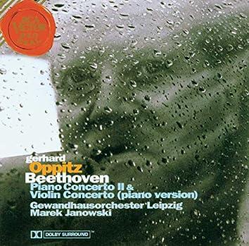 Beethoven: Piano Concerto No. 2, Violin Concerto
