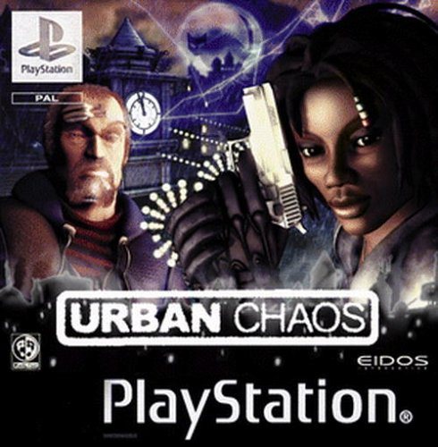PS1 - Urban Chaos