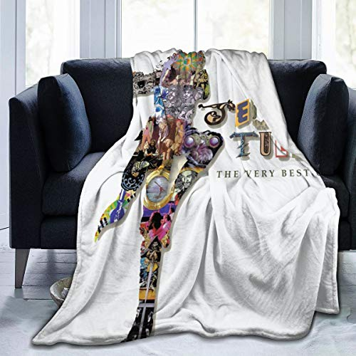 "Cangzhing Jethro Tull The Very Best of Jethro Tull Conditioner Blanket, Suitable for Bed,Sofa,Chair, Camp Bed Living Room 60""x50"""