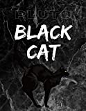 PLUTO The Black Cat: scary halloween book (English Edition)