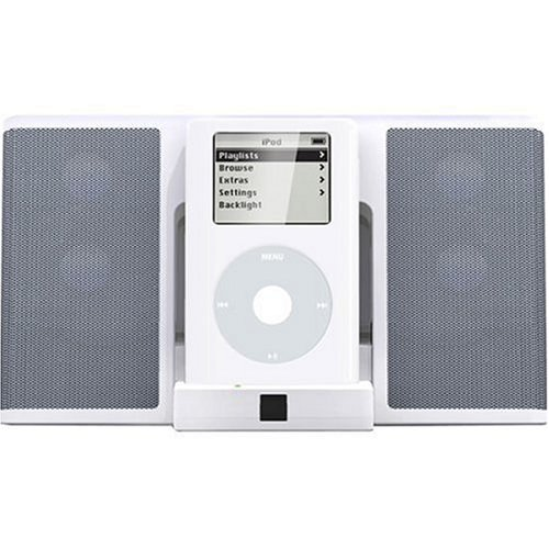 Altec Lansing Portable audio system for the iPod - Altavoces (4 W,...